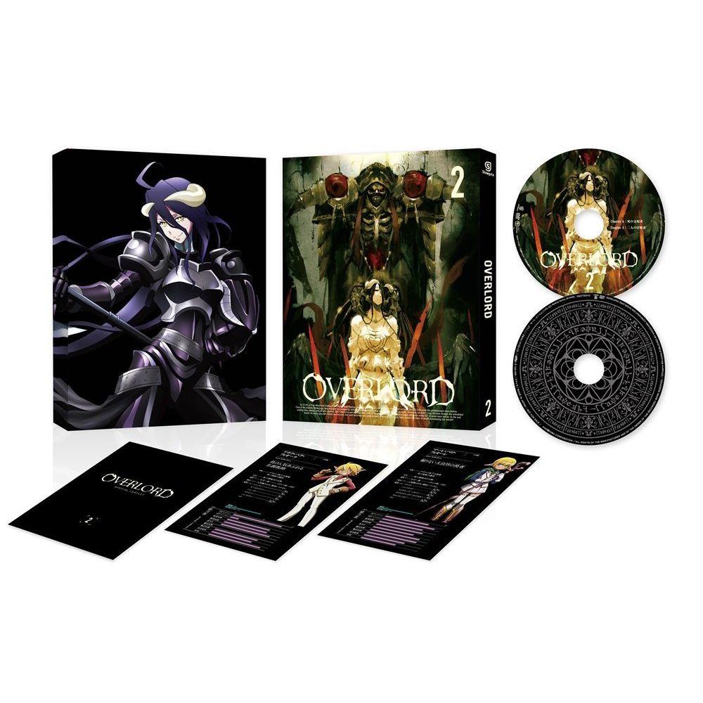オーバーロード 2 【Blu-ray】 [ 日野聡 ]