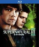 SUPERNATURAL 3 スーパーナチュラル <サード・シーズン> コンプリート・ボックス【Blu-ray】