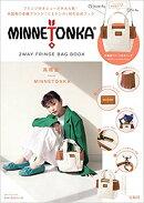 MINNETONKA 2WAY FRINGE BAG BOOK