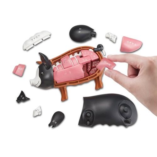 一頭買い!!黒豚パズル