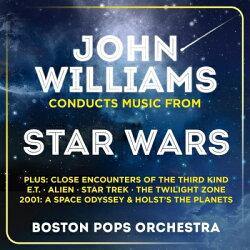 【輸入盤】スター・ウォーズと名映画音楽集&ホルスト『惑星』 ジョン・ウィリアムズ&ボストン・ポップス管(2CD)