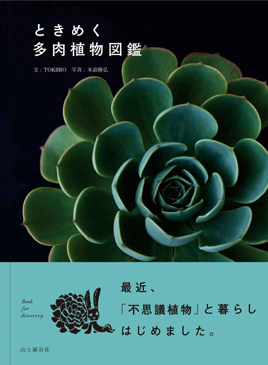 ときめく多肉植物図鑑 (Book for discovery) [ TOKIIRO ]