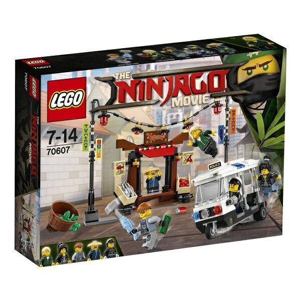 レゴ(R)ニンジャゴー ニンジャゴーシティの街角 70607
