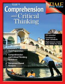 Comprehension and Critical Thinking Grade 4 (Grade 4) [with Cdrom] [With CDROM]