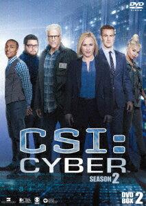 CSI:サイバー2 DVD-BOX-2 [ パトリシア・アークエット ]