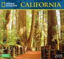 National Geographic California 2019 Calendar