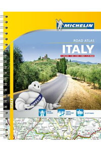 MichelinItalyRoadAtlas[Michelin]