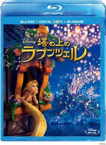 塔の上のラプンツェル【Blu-ray】 【Disneyzone】 [ マンディ・ムーア ]