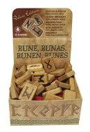 Deluxe Precious Wooden Runes