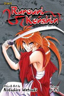 Rurouni Kenshin (3-In-1 Edition), Volume 1: Includes Vols. 1, 2 & 3