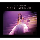 "JY 1st LIVE TOUR ""Many Faces 2017""(初回生産限定盤)【Blu-ray】"