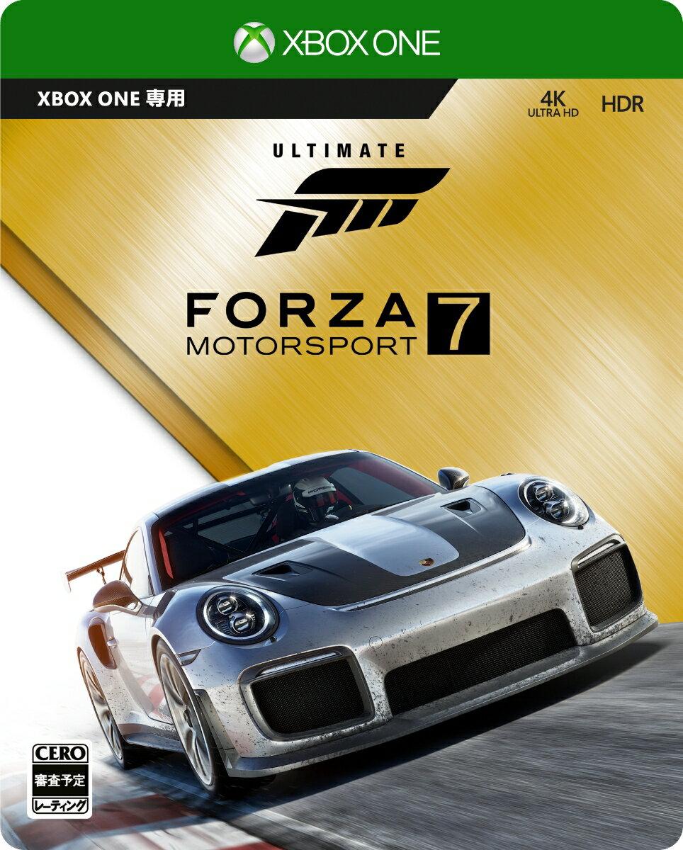 Forza Motorsport 7 アルティメットエディション