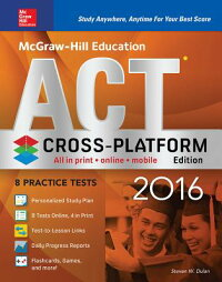 McGraw-HillEducationACT2016,Cross-PlatformEdition[StevenDulan]