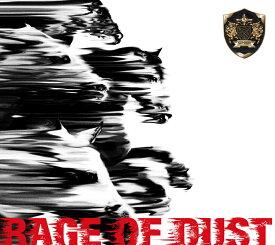 RAGE OF DUST (通常盤) [ SPYAIR ]