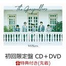 【先着特典】VOXers (初回限定盤 CD+DVD+撮り下ろしフォトブック) (VOXersオリジナル缶バッチ付き)