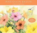 Marjolein Bastin 2019 Deluxe Wall Calendar: Nature's Inspiration