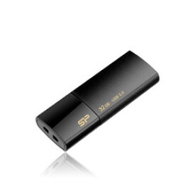 USB3.0フラッシュメモリ32GB Blaze B05 ブラック