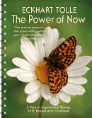 Power of Now 2018 Engagement Calendar: A Year of Inspirational Quotes