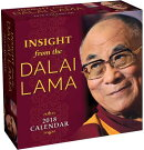 Insight from the Dalai Lama 2018 Day-To-Day Calendar