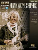 Kenny Wayne Shepherd: Guitar Play-Along Volume 184 [With Online Audio Access]