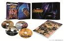 アベンジャーズ/インフィニティ・ウォー 4K UHD MovieNEXプレミアムBOX(数量限定)【4K ULTRA HD】