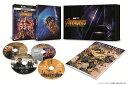 アベンジャーズ/インフィニティ・ウォー 4K UHD MovieNEXプレミアムBOX(数量限定)【4K ULTRA HD】 [ ロバート・ダウニーJr. ]
