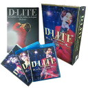 D-LITE DLive 2014 in Japan 〜D'slove〜 [Blu-ray(2枚組) + LIVE CD(2枚組)] -DELUXE EDITI...