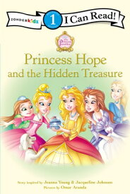 Princess Hope and the Hidden Treasure PRINCESS HOPE & THE HIDDEN TRE (I Can Read Books: Level 1) [ Jeanna Young ]