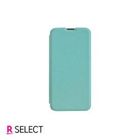 OPPO Reno A 128GB 手帳型ケース ピーコックブルー
