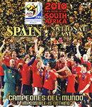2010 FIFA ワールドカップ 南アフリカ オフィシャルBlu-ray 優勝国 栄光への軌跡【Blu-ray】