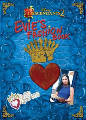 Descendants 2: Evie's Fashion Book DESCENDANTS 2 EVIES FASHION BK (Descendants) [ Disney Book Group ]