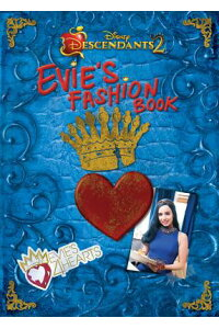 Descendants2:Evie'sFashionBookDESCENDANTS2EVIESFASHIONBK(Descendants)[DisneyBookGroup]