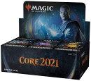 マジック:ザ・ギャザリング 基本セット2021 ブースターパック 英語版 【36パック入りBOX】