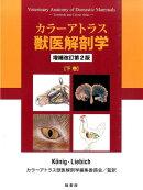 カラーアトラス獣医解剖学(下巻)増補改訂第2版