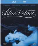 【コレクターズ・シネマブック】ブルーベルベット<オリジナル無修正版>【初回生産限定】【Blu-ray】