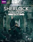 SHERLOCK/シャーロック シーズン4 Blu-ray BOX【Blu-ray】