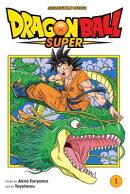 Dragon Ball Super, Vol. 1