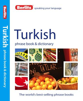 TURKISH PHRASE BOOK & DICTIONARY(P) [ BERLITZ ]