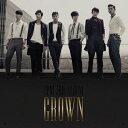 【輸入盤】3集: GROWN (A ver.) [ 2PM ]