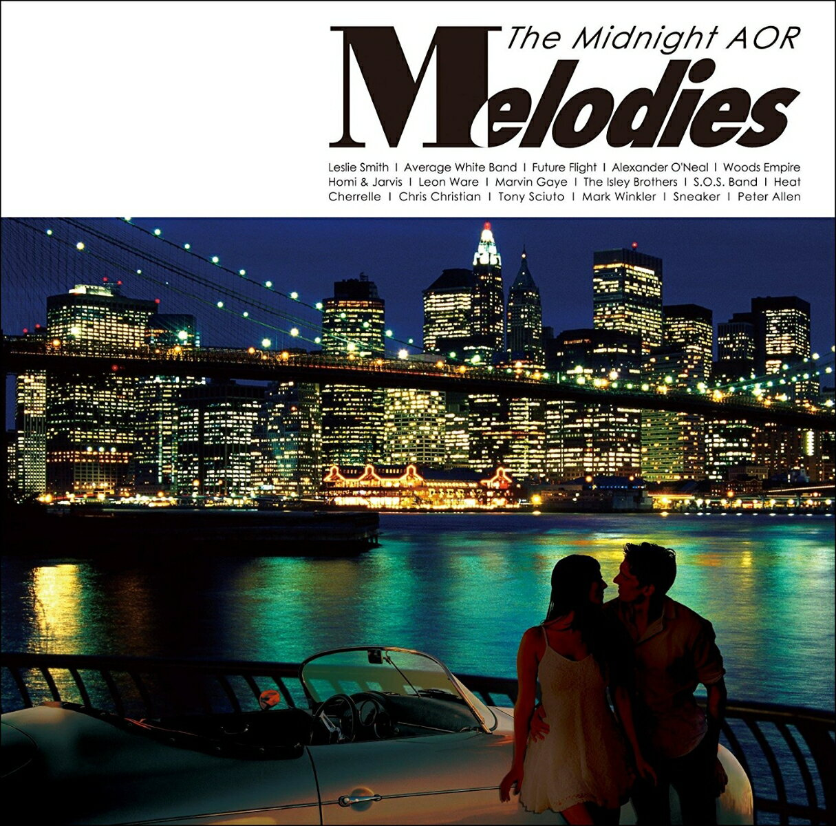Melodies The Midnight AOR [ (V.A.) ]