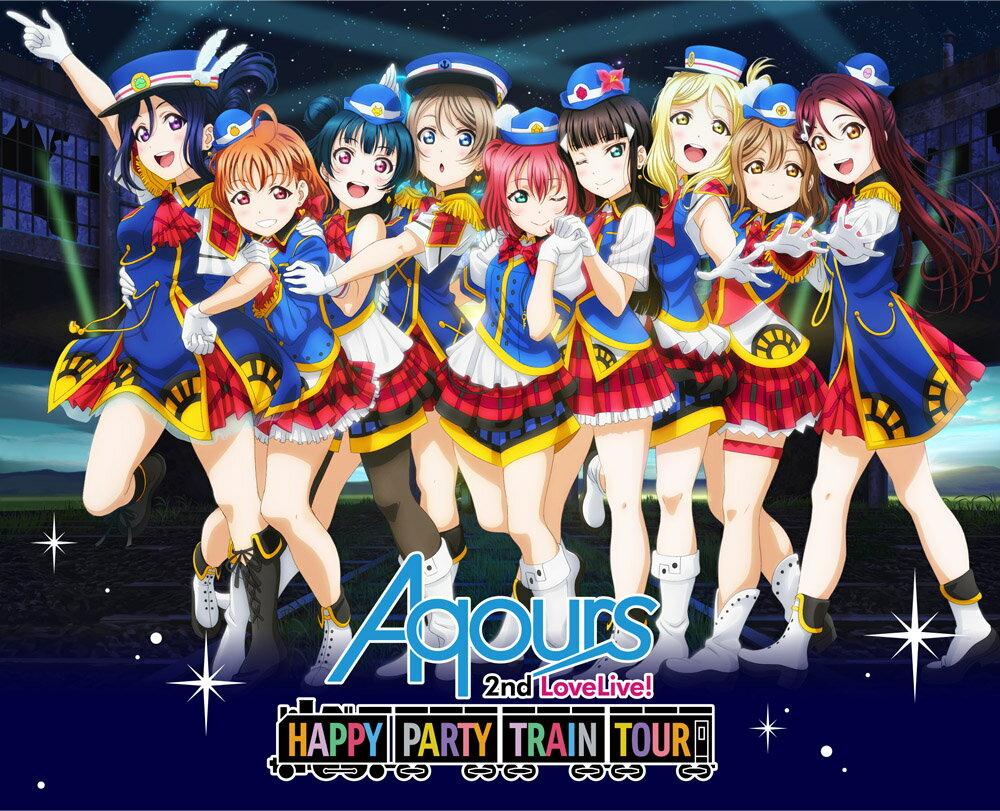 ラブライブ!サンシャイン!! Aqours 2nd LoveLive! HAPPY PARTY TRAIN TOUR Memorial BOX【Blu-ray】 [ Aqours ]