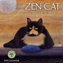 Zen Cat 2018 Mini Calendar: Paintings and Poetry by Nicholas Kirsten-Honshin