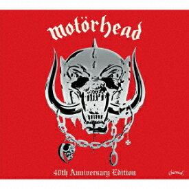 モーターヘッド (40周年記念盤) [ モーターヘッド ]