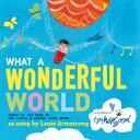 What a Wonderful World WHAT A WONDERFUL WORLD [ Bob Thiele ]