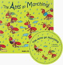 The Ants Go Marching! [With CD] [ Dan Crisp ]