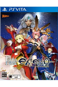 Fate/EXTELLA for PS Vita 通常版