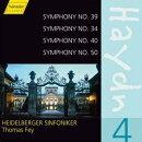 【輸入盤】交響曲第34、39、40、50番 ファイ&ハイデルベルク交響楽団