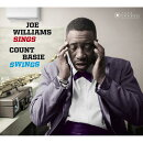 【輸入盤】Joe Williams Sings, Count Basie Swings
