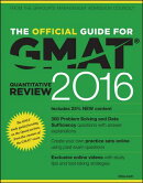 OFFICIAL GD GMAT QUANTITATIVE REVIEW2016