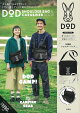 【予約】DOD SHOULDER BAG & CARABINER BOOK